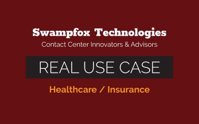 Healthcare / Insurance Real Use Case: Proactively Manage Open Enrollment and Seasonal Peak Volumes