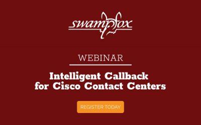 Webinar: Intelligent Callback for Cisco Contact Centers